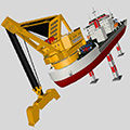 Dredger Machine